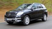 Mercedes-Benz отзывает в России внедорожники M-Class W166