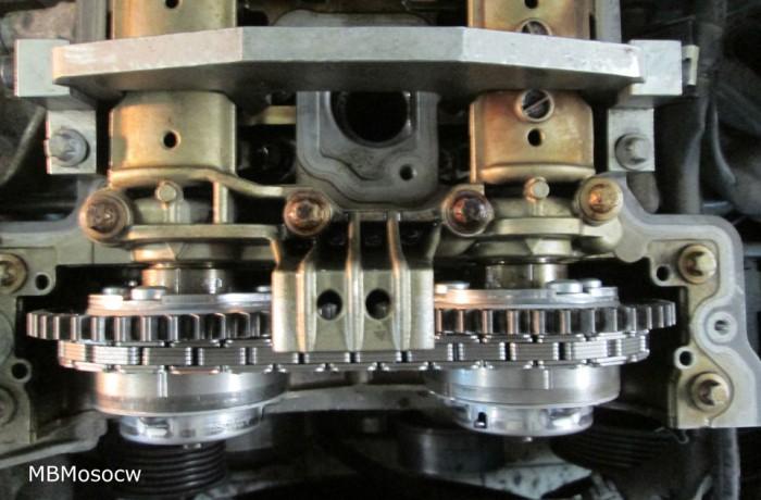Ремонт системы ГРМ C250